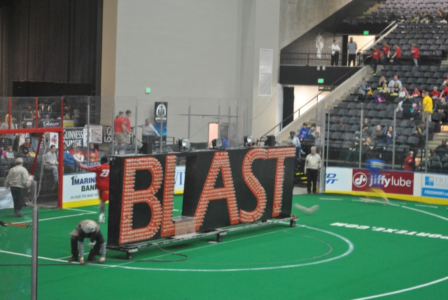 Baltimore Blast Game 002