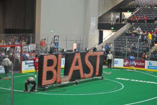 Baltimore Blast Game 002