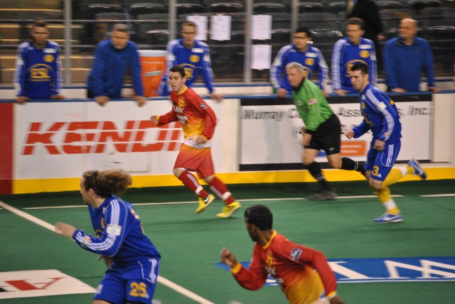 Baltimore Blast Game 037