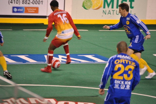 Baltimore Blast Game 055