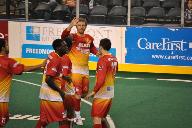 Baltimore Blast Game 063
