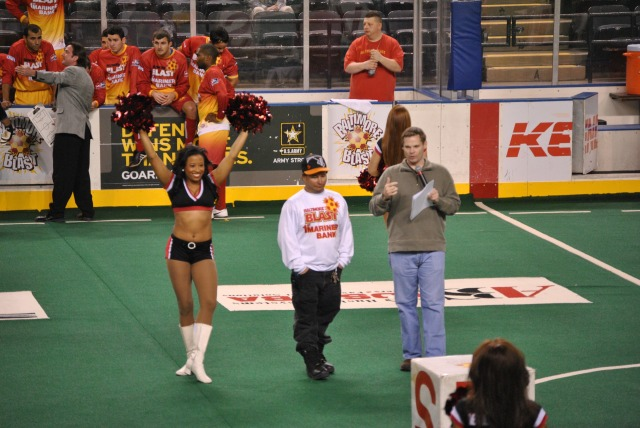 Baltimore Blast Game 152