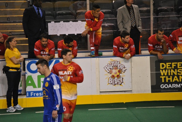 Baltimore Blast Game 230