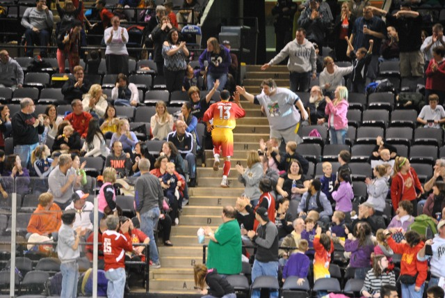 Baltimore Blast Game 281
