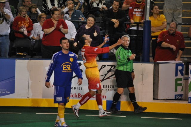 Baltimore Blast Game 287