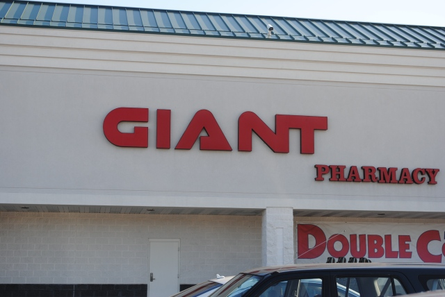 Giant Food Store Lewisburg Pa